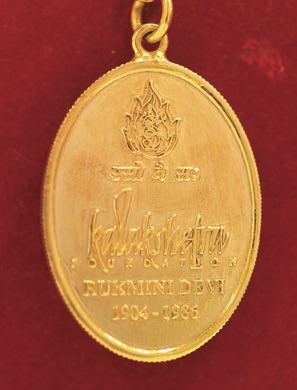 122honorary golden medal