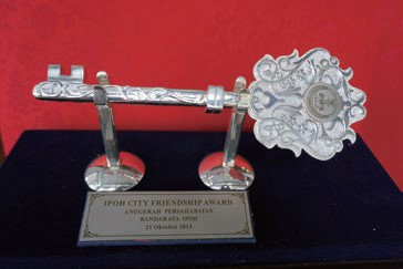 132Ipoh City Friendship Award